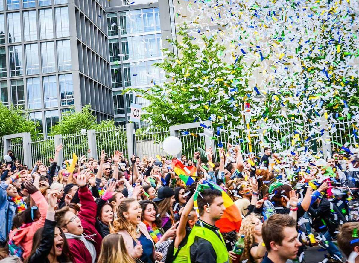 3 bonnes raisons de se rendre à la Pride de Bruxelles