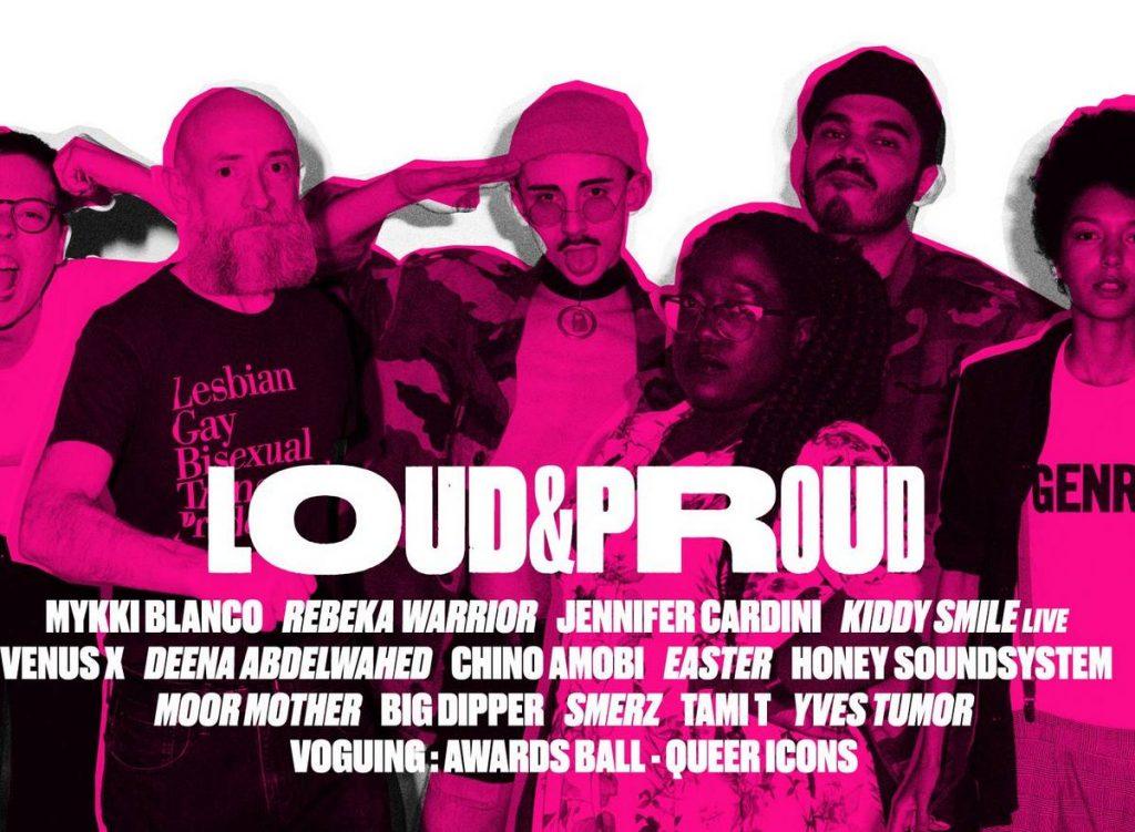 affiches,Loud & Proud