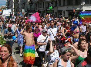 Grenoble gay pride marche des fiertés