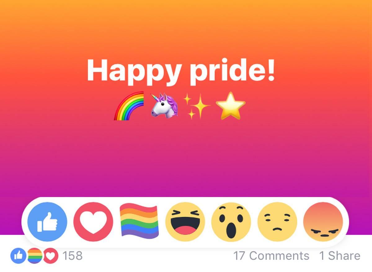 Les internautes trollent la Manif pour tous avec le bouton rainbow