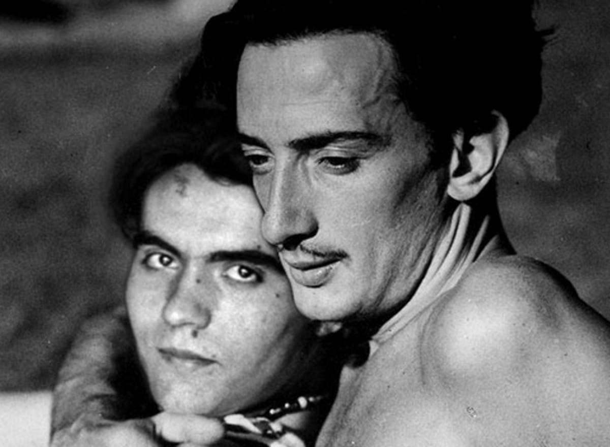 TÊTU | L'amour fou de Garcia Lorca pour… Salvador Dali