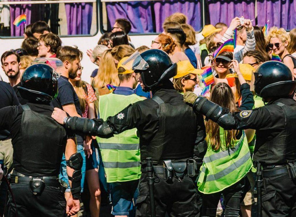 Pride de Kiev