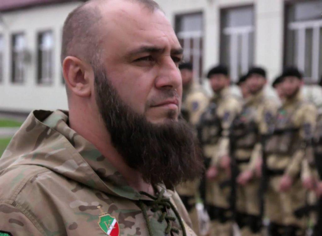 Tchétchénie prison d'Argoun Vice News