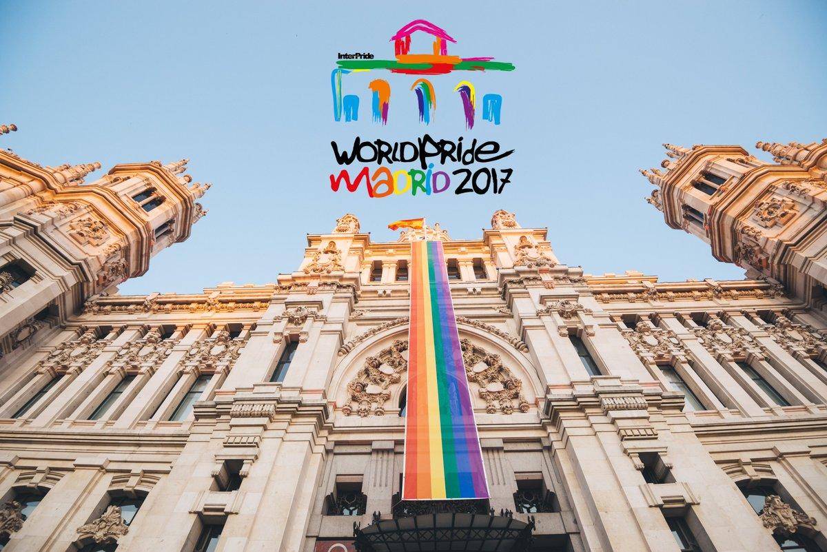 TÊTU à la WorldPride de Madrid : 1 million de personnes célèbrent la diversité