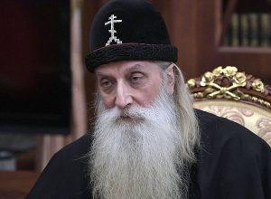 un religieux russe pense que la barbe protège de l'homosexualité