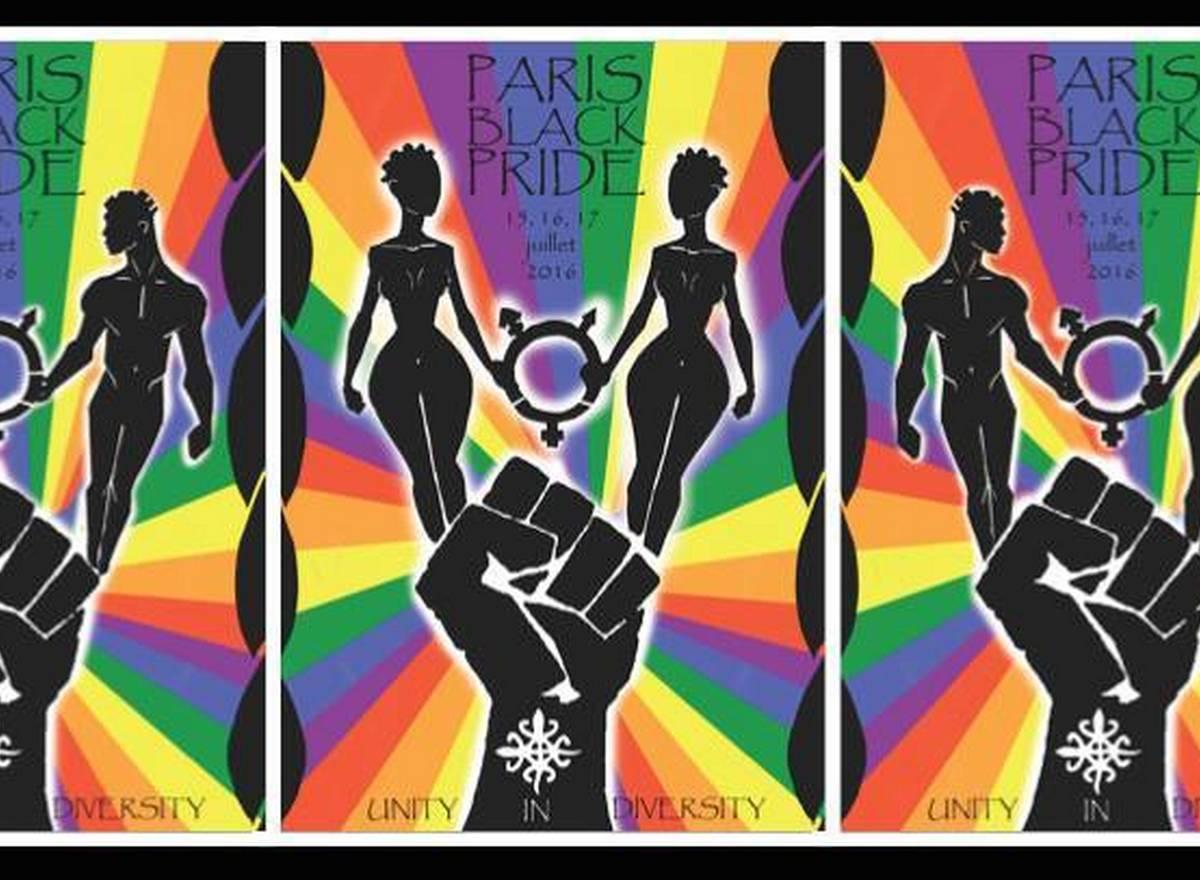 La Paris Black Pride organise sa 2ème édition ce week end