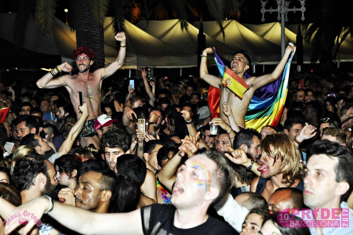 PRIDE Barcelona : retour sur un week-end de folie dans la capitale catalane
