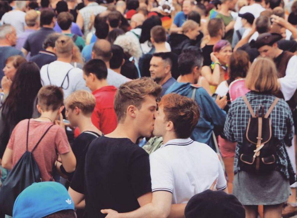 Allemagne Christopher Street Day Berlin Pride