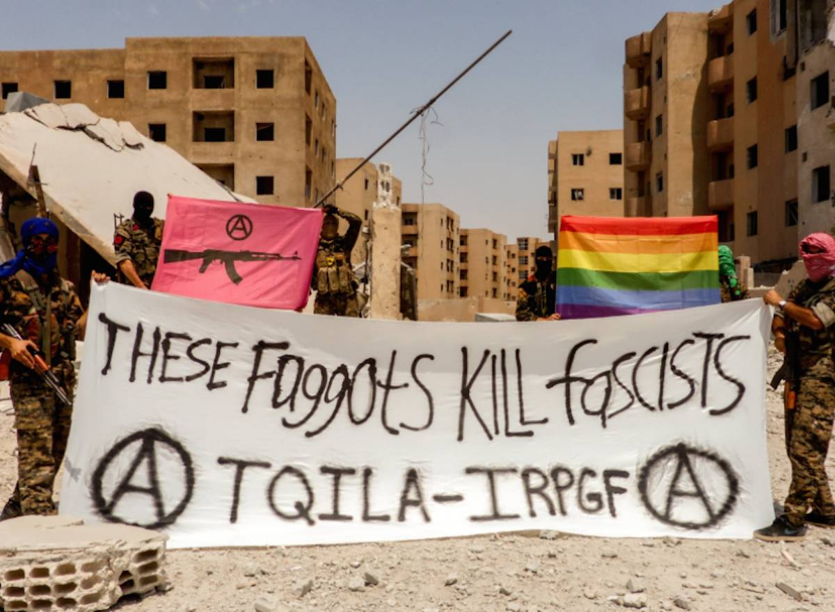 Daesh TQILA Queer Insurrection and Liberation Army