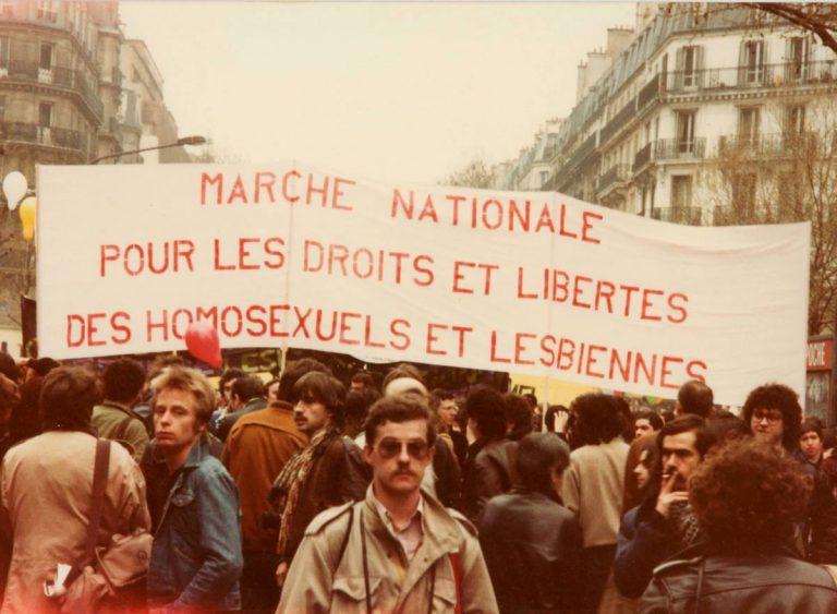 dépénalisation de l'homosexualité 27 juillet 1982