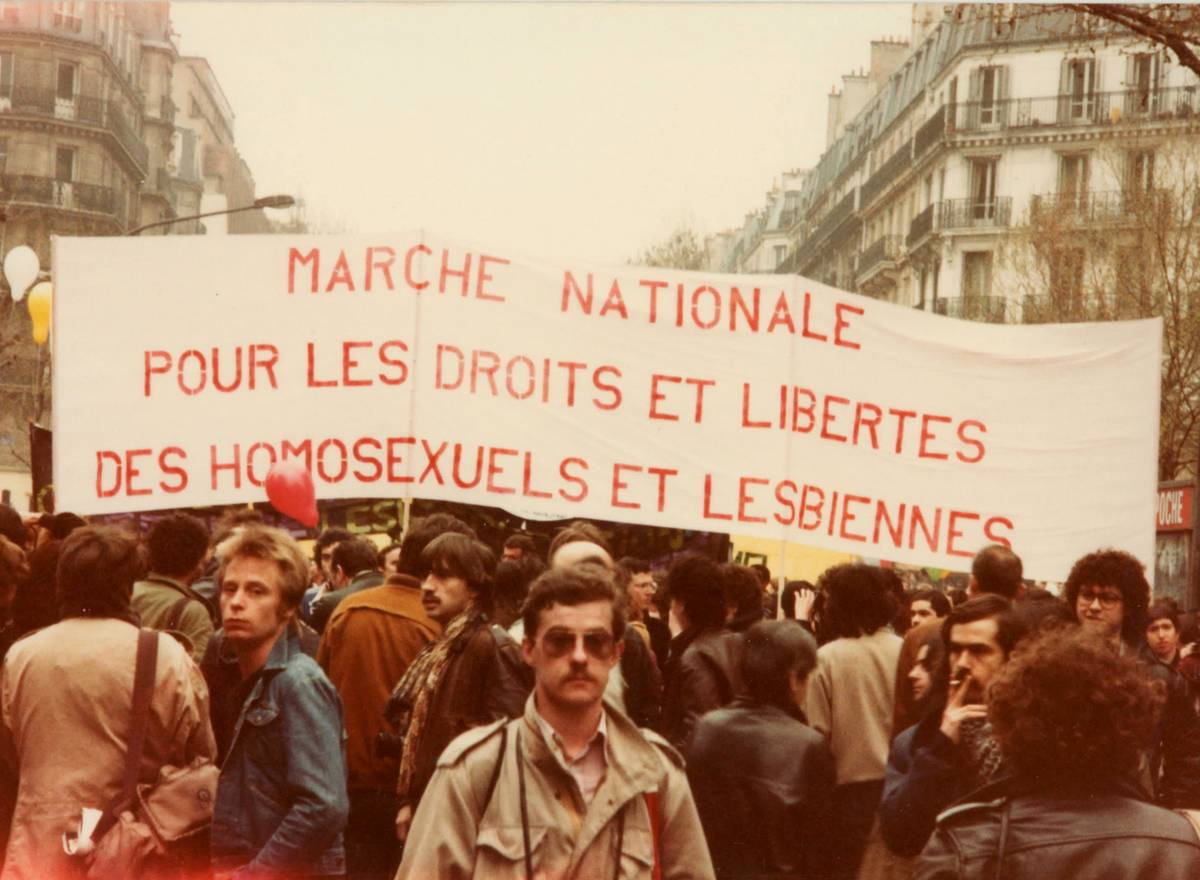 Il y a 35 ans, la France dépénalisait l'homosexualité