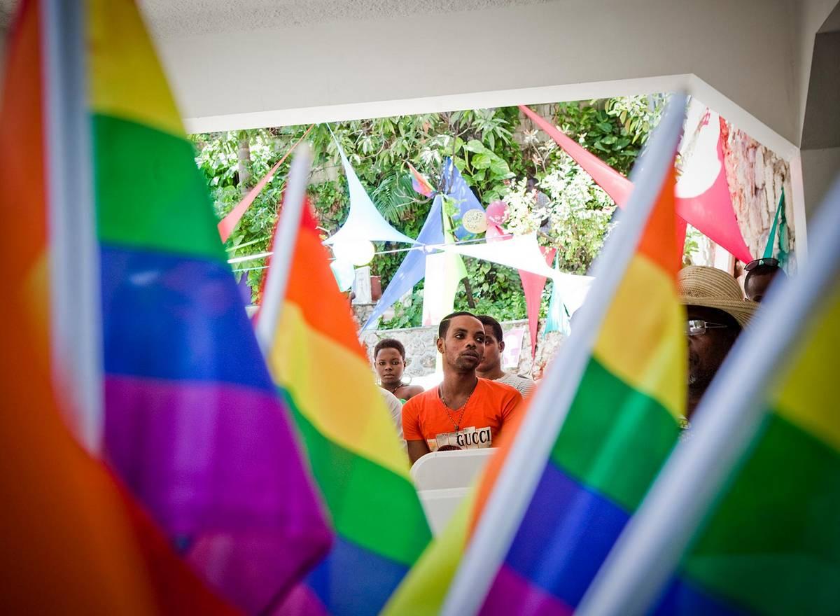 """Haïti interdit tout de go le mariage pour tous et la """"promotion"""" de l'homosexualité"""
