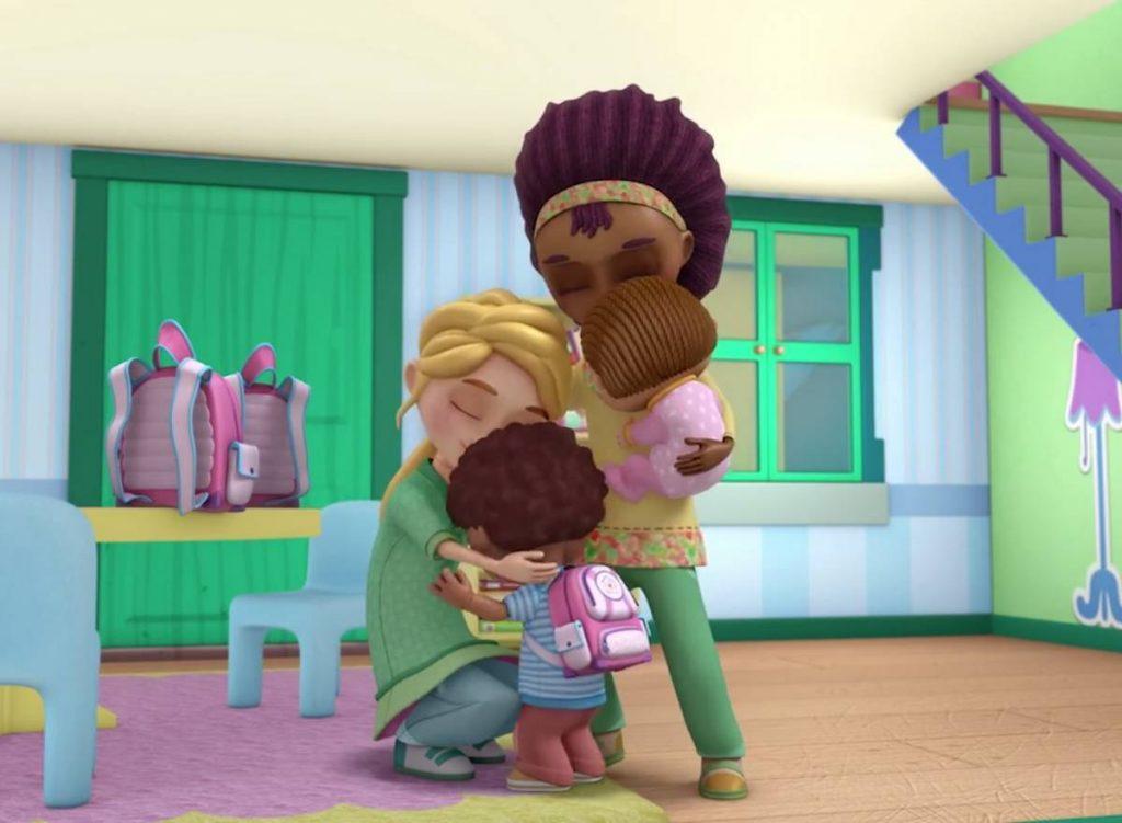 Portia de Rossi lesbiennes Doc McStuffins