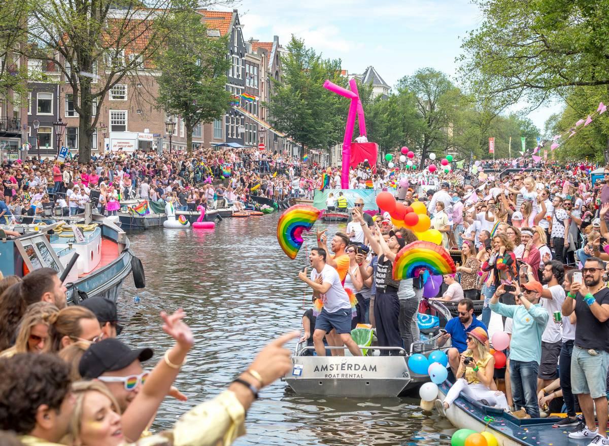 Pride d'Amsterdam Amsterdam