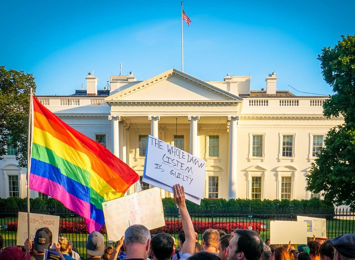 Etats-Unis : hausse de 17% des crimes homophobes, racistes et antisémites en 2017