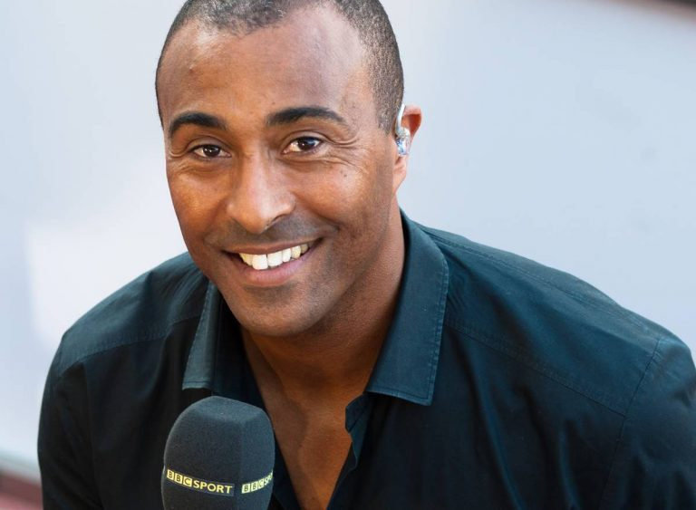 Colin Jackson coming-out