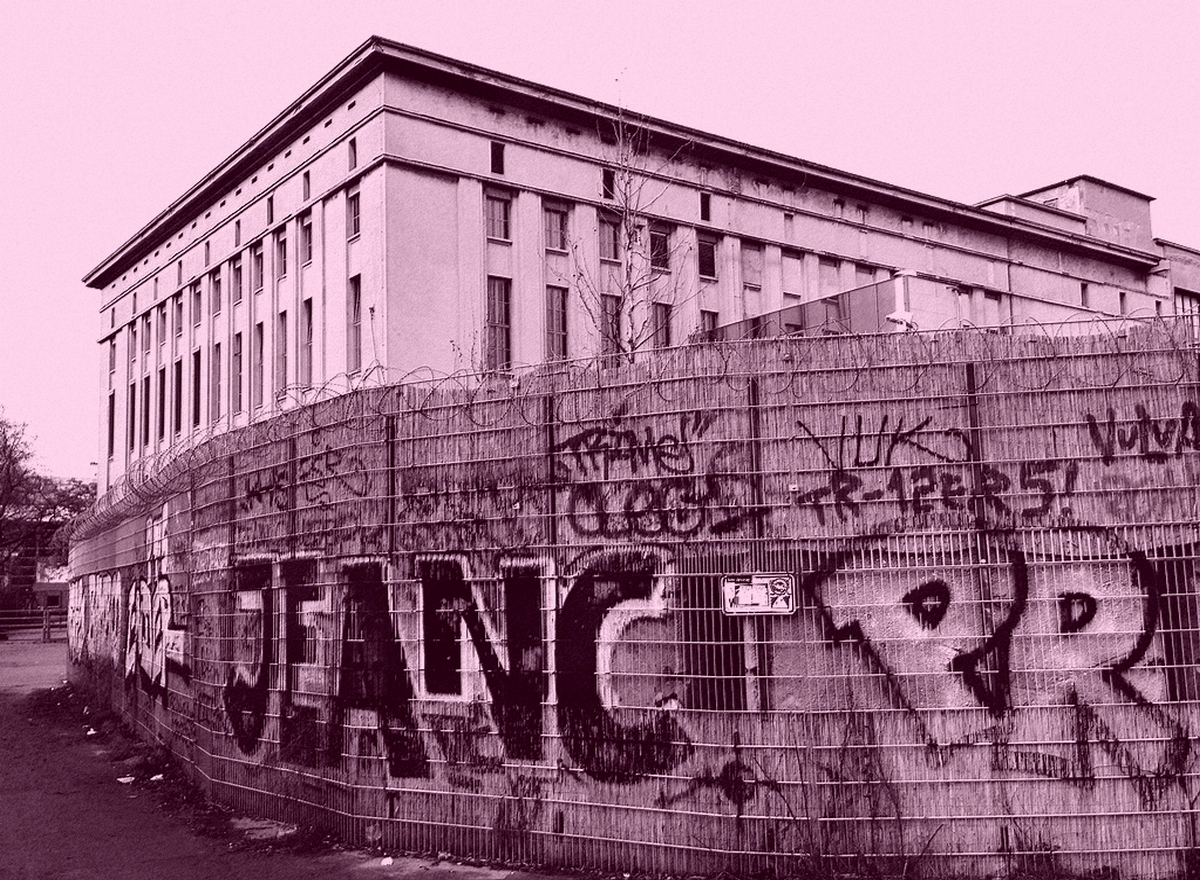 """Expérience Berghain"" : le mythique club gay-friendly de Berlin par ses aficionados"