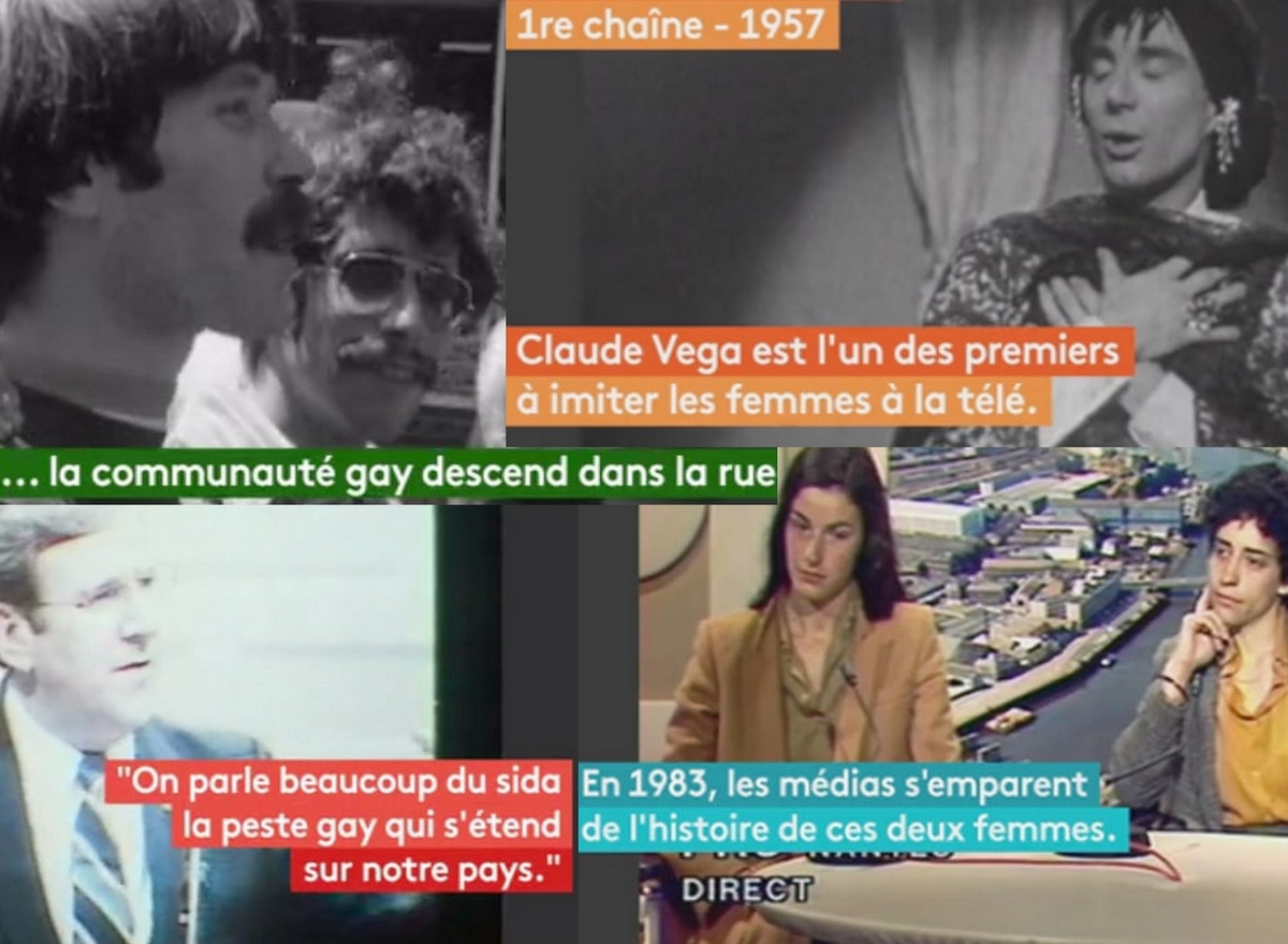 60 ans en vidéos : Quand la télé caricaturait (un peu trop) les homosexuels