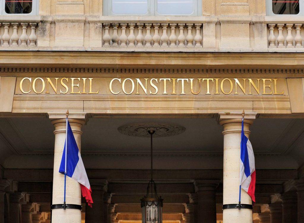 Conseil constitutionnel loi de moralisation inéligibilité