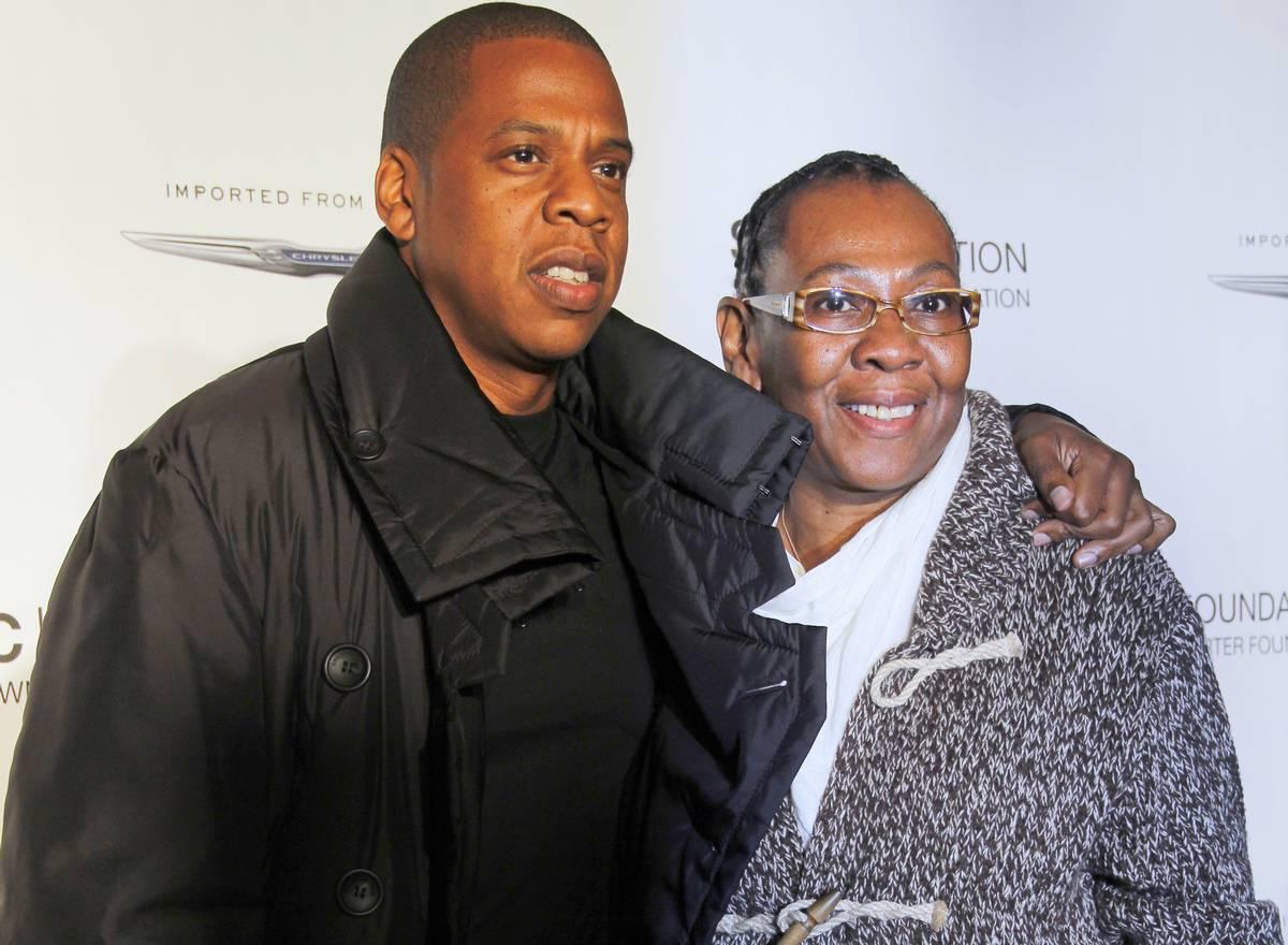 Jay-Z sa mère homosexuelle 4:44 Smile