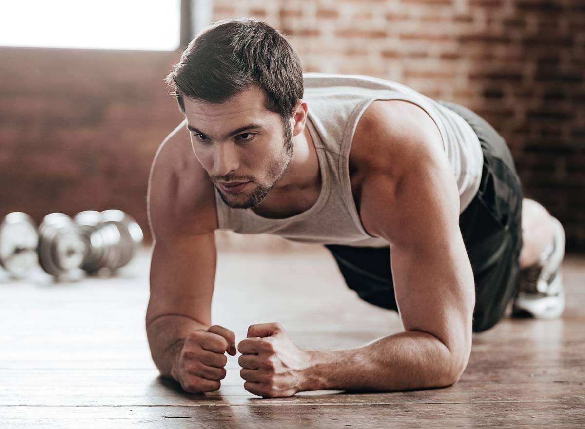 Le gainage renforce le dos et tonifie les abdos : 3 conseils pour bien le réaliser