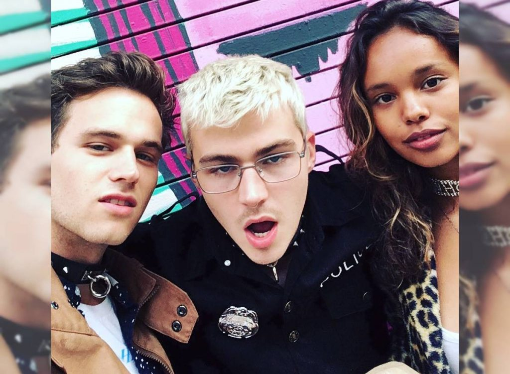 Brandon Flynn 13 Reasons Why coming-out