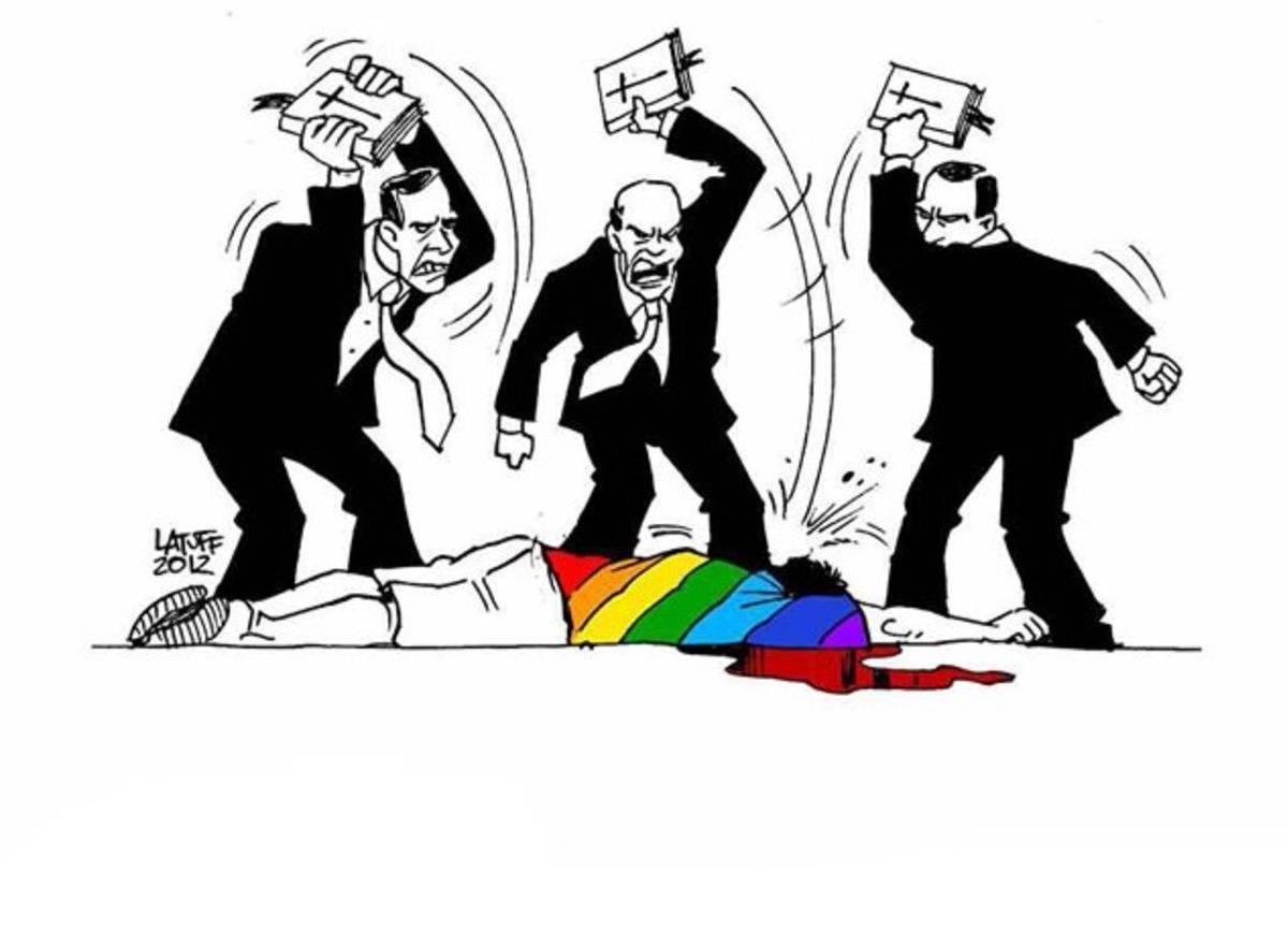 Brésil : la Justice fédérale renvoie les homos comme des malades à soigner