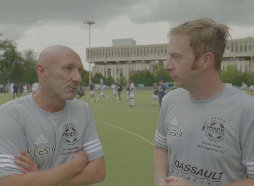 Footballeur et homo Yoann Lemaire