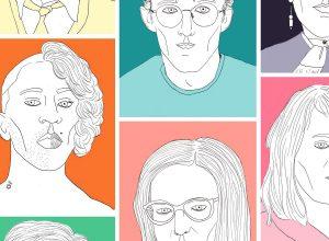 mois de l'histoire LGBT Florent Manelli illustrateur