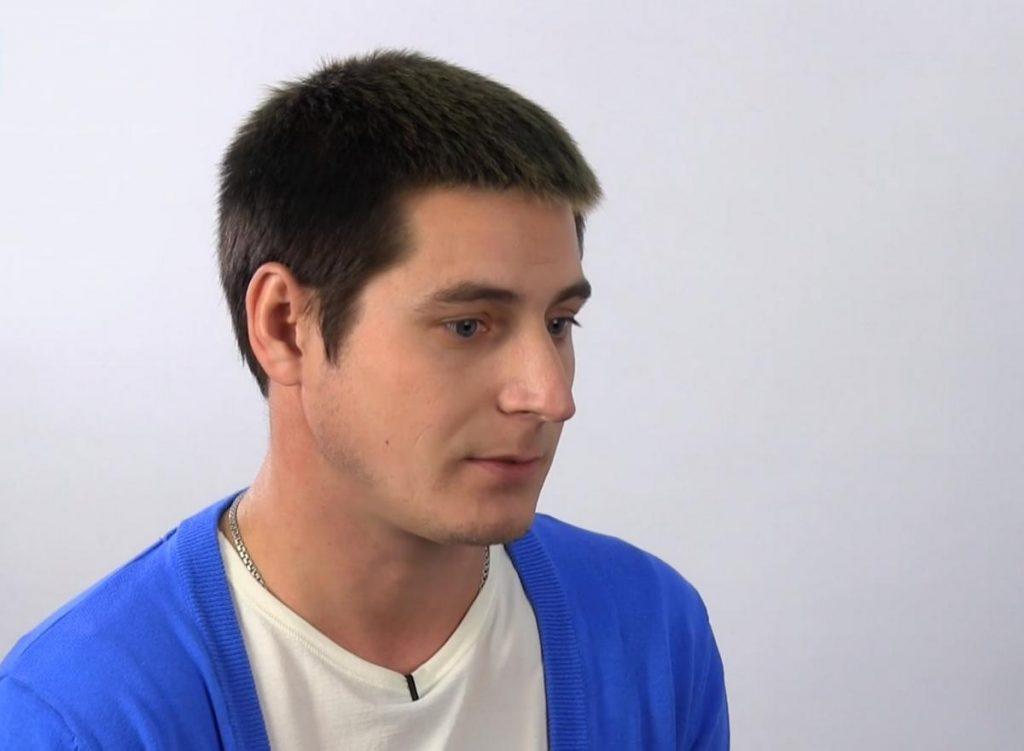 Maxime Lapounov premier gay à porter plainte Tchétchénie
