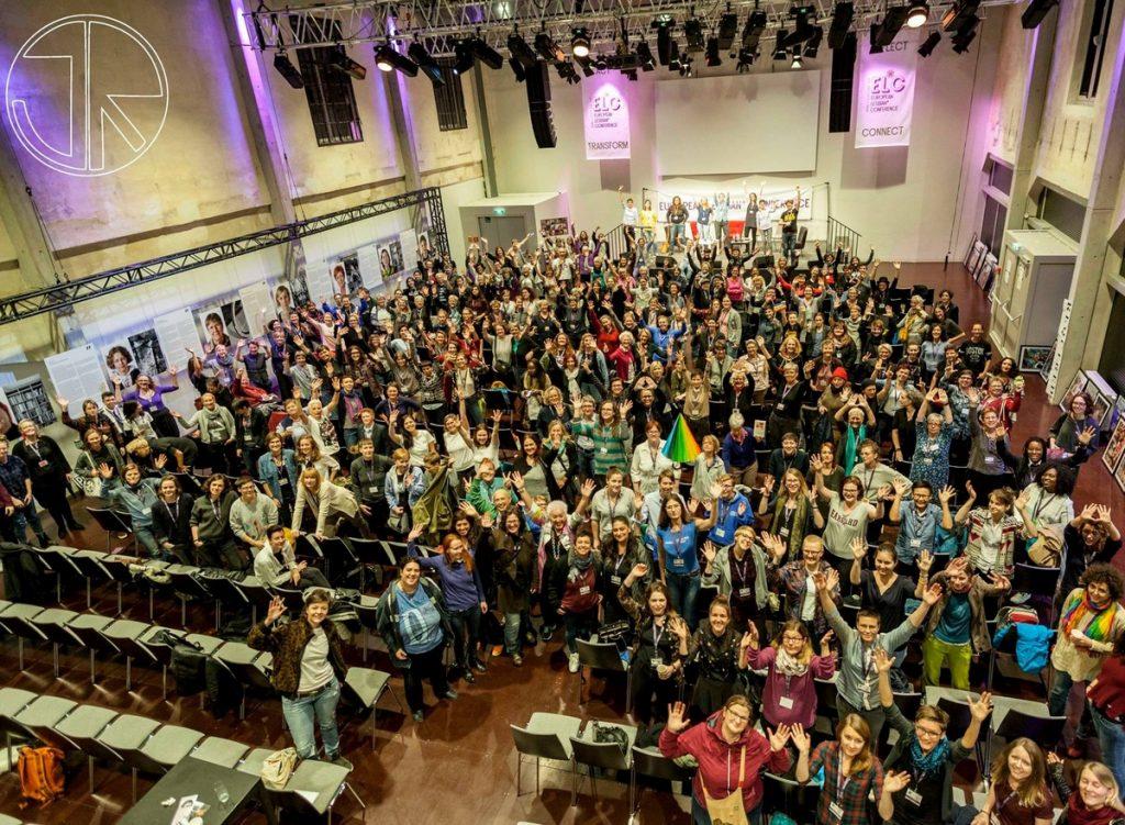 European Lesbian* Conference Conférence européenne lesbienne