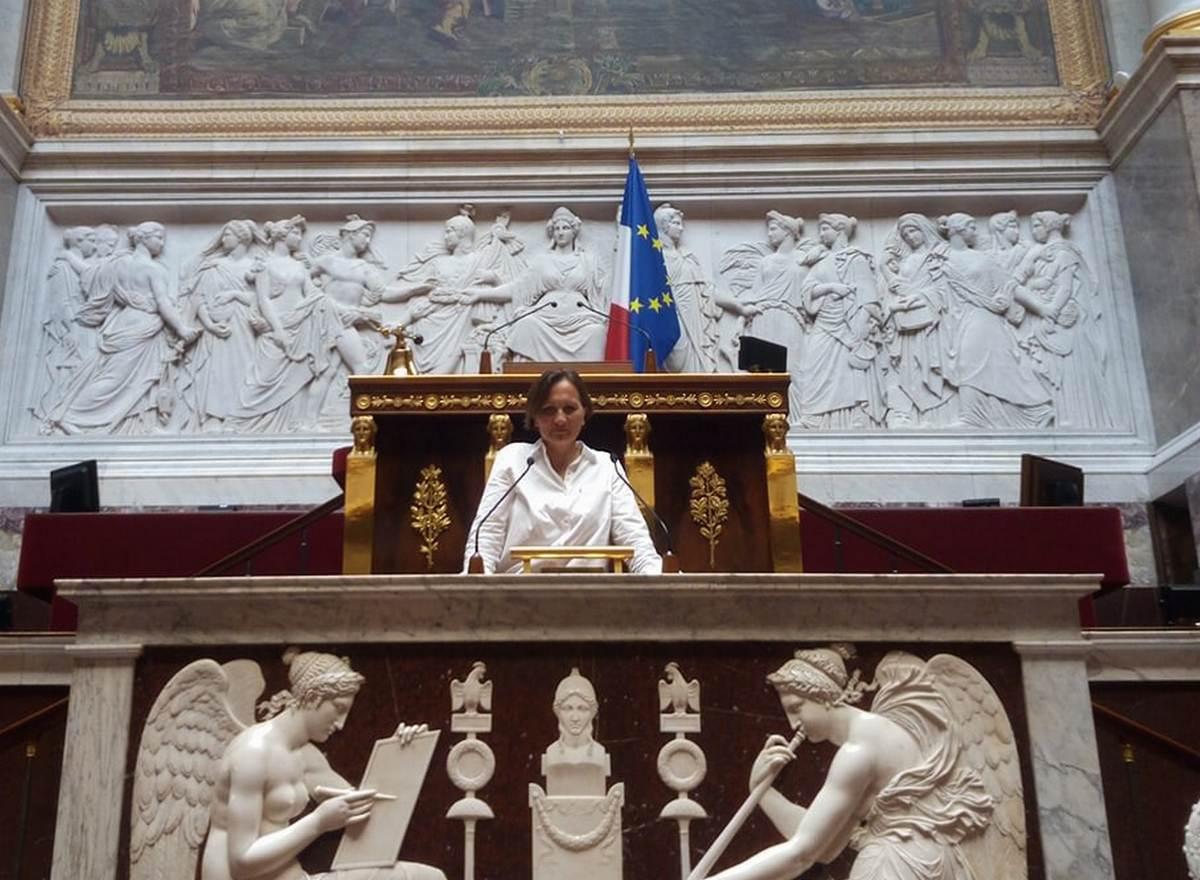 La députée LREM Laurence Vanceunebrock-Mialon fait son coming out médiatique