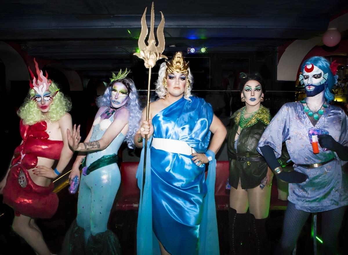 """Enza, Veronika, Karma, Sativa, Mirage : """"Ce qu'être drag-queen a changé dans ma vie"""""""
