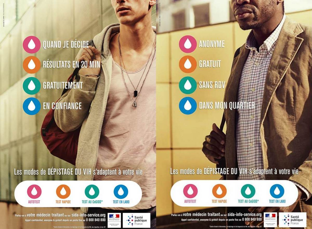Nouveaux chiffres sur le VIH : Les gays se contaminent toujours trop