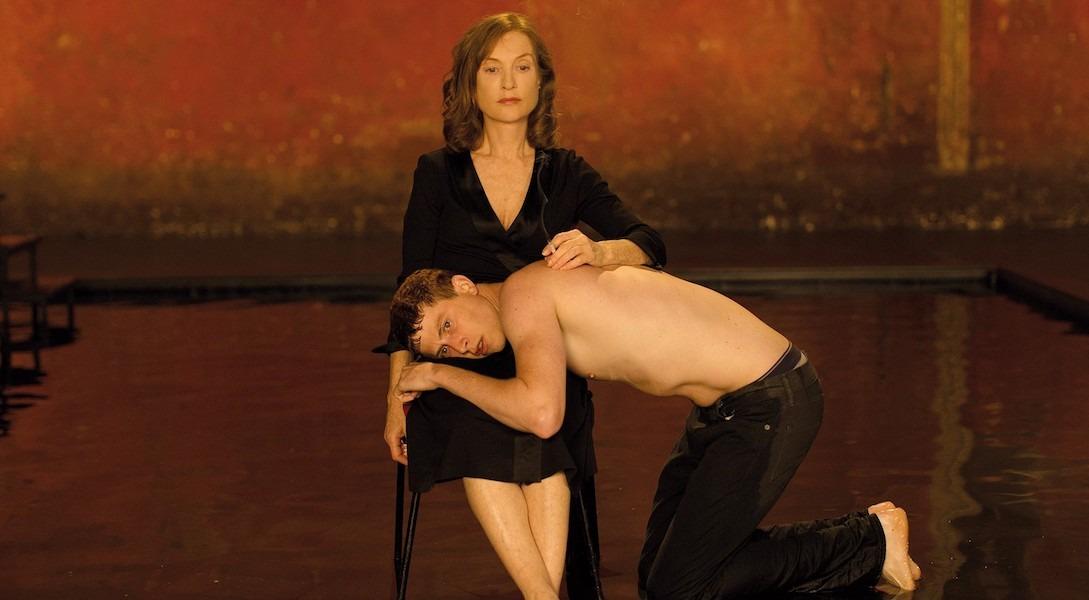 Finnegan Oldfield, Isabelle Huppert