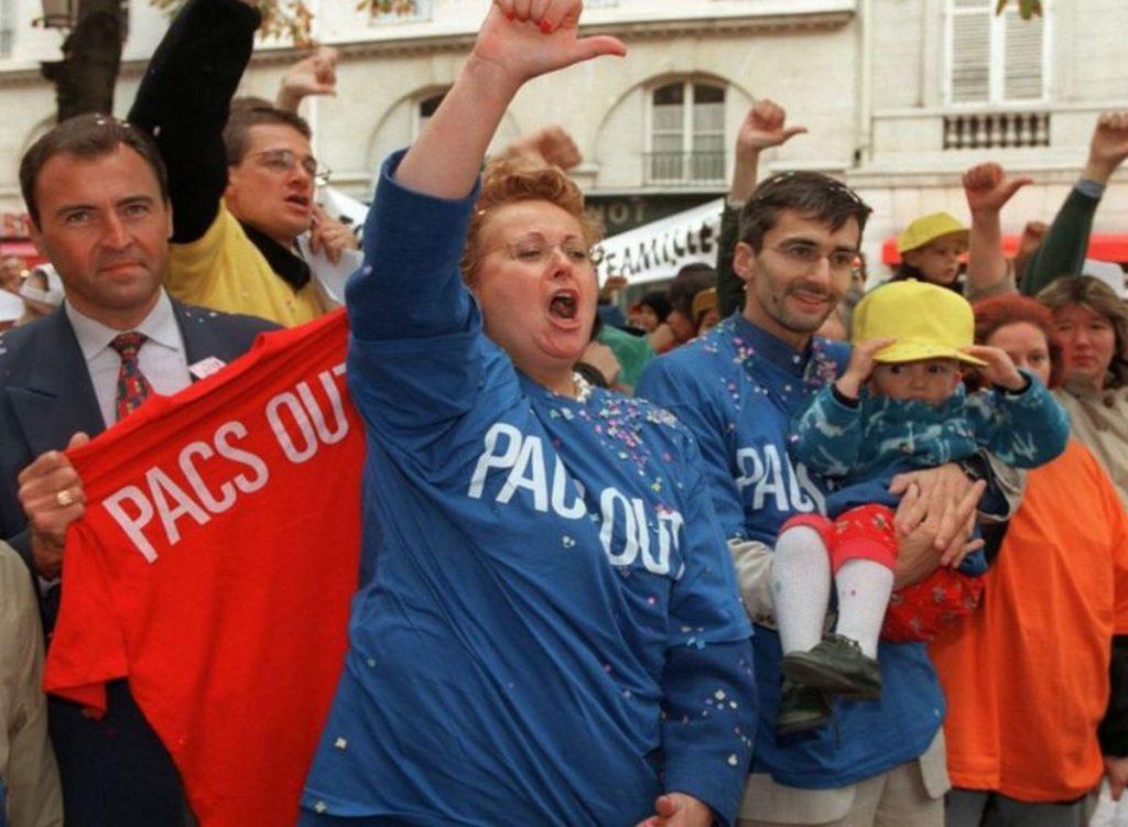 Pacs Pacte civil de solidarité