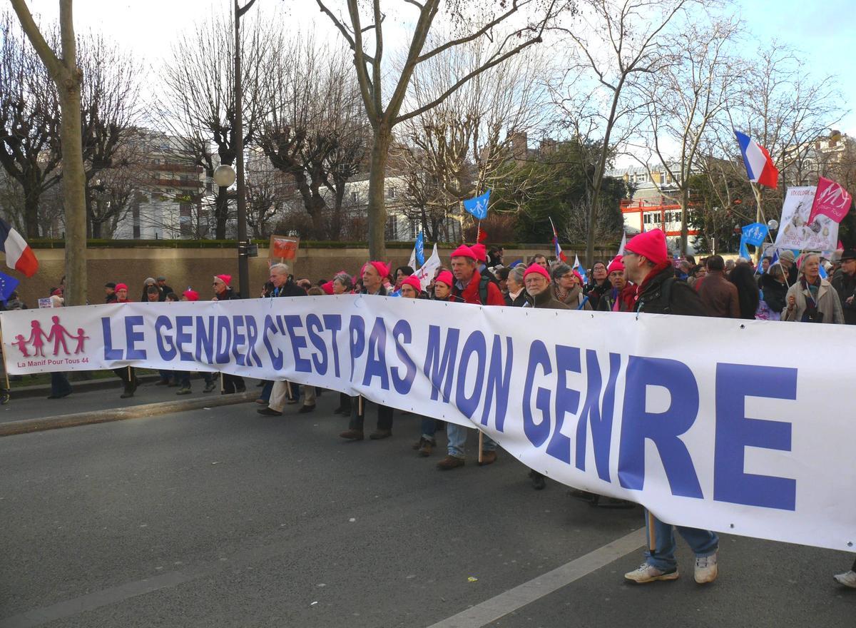 "La croisade ""anti-genre"" Sara Garbagnoli Massimo Prearo"