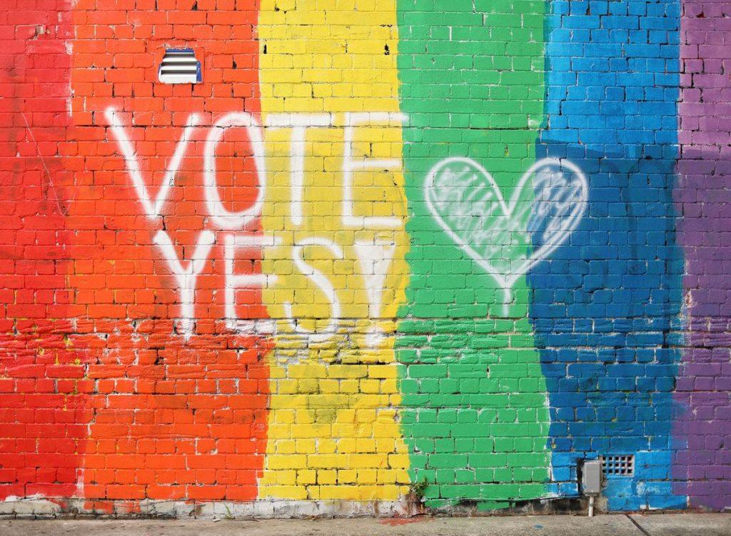 vote postal sur le mariage pour tous Australie