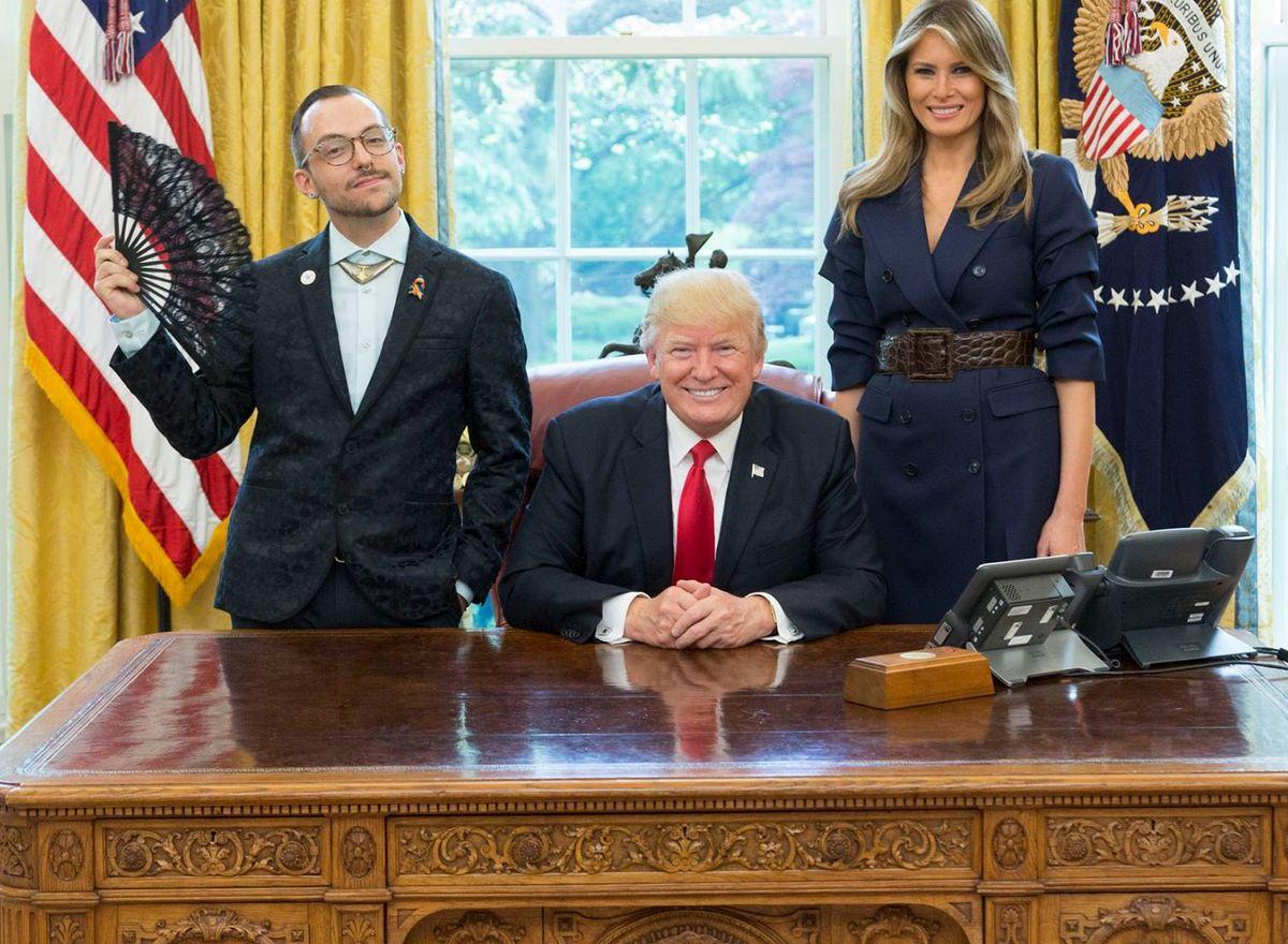 Un an de Trump à la Maison Blanche : qu'est-ce qui a changé pour les LGBT ?