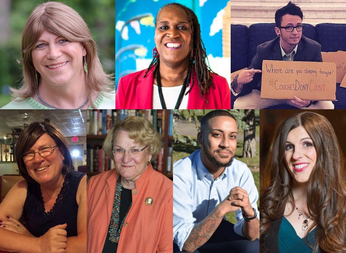7 élu·e·s trans États-Unis élections locales