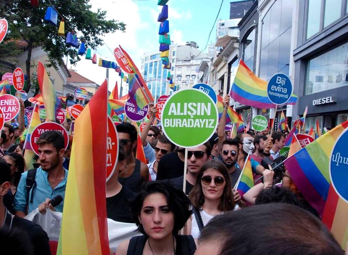 événement culturel LGBT Turquie Ankara
