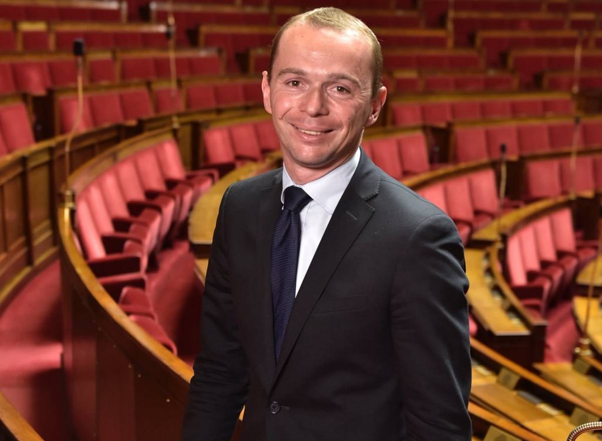 Olivier Dussopt, artisan du mariage pour tous, vient d'entrer au gouvernement