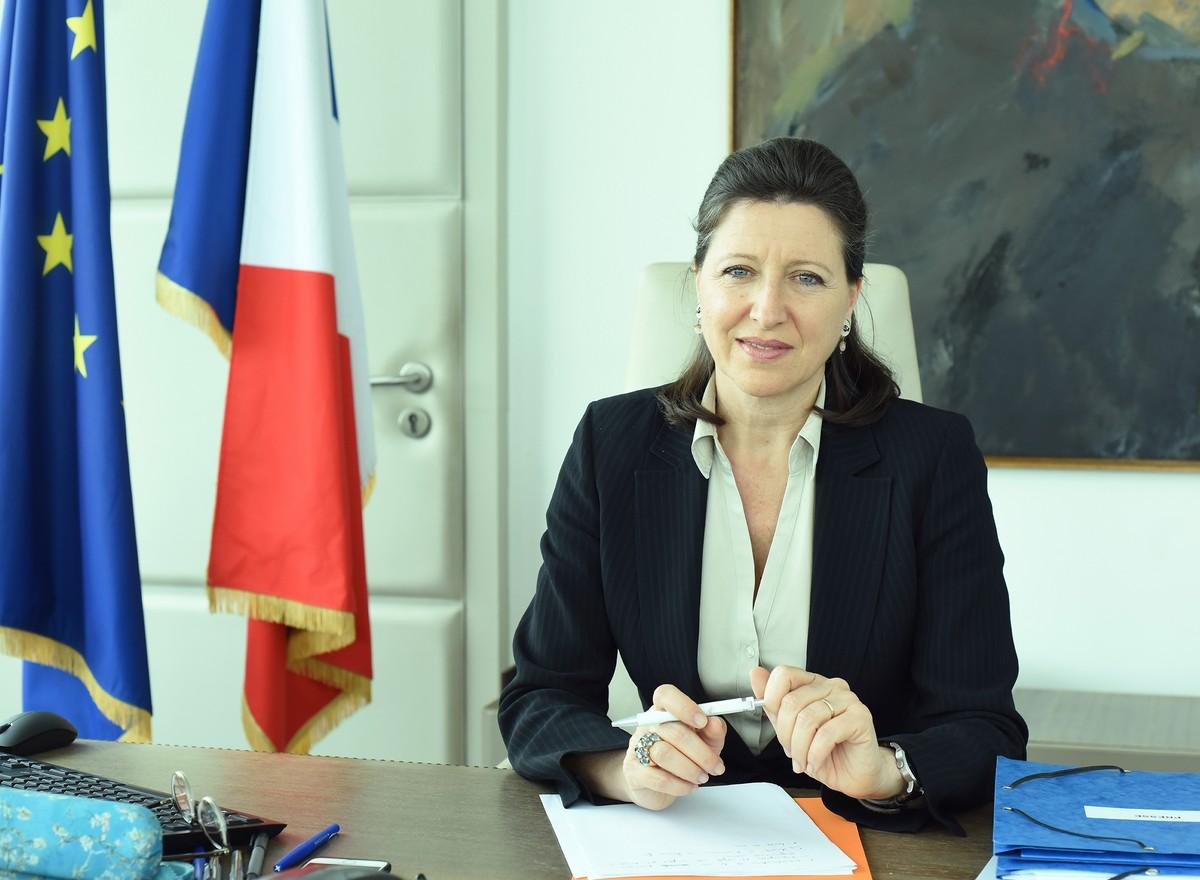 ministre de la Santé Agnès Buzyn vih