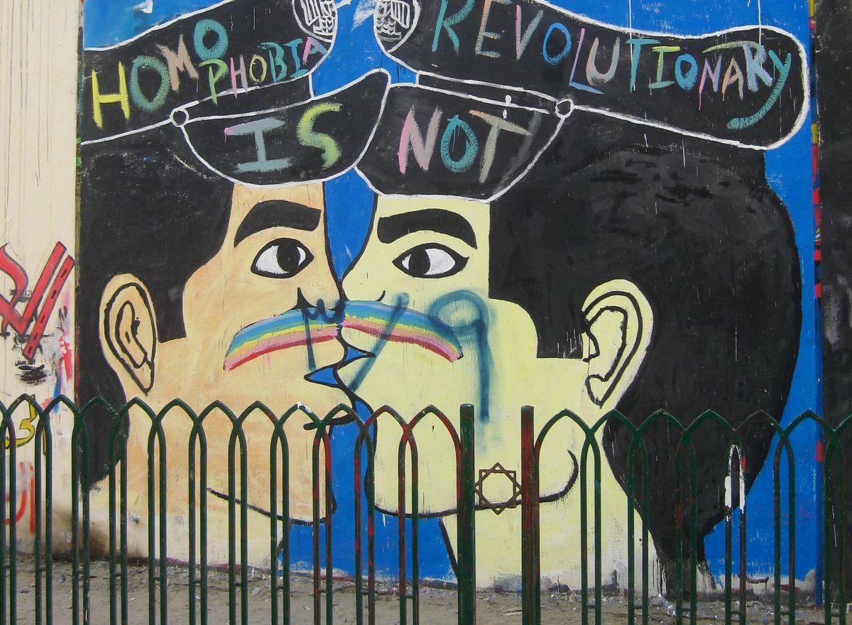 """Des nouvelles de la répression égyptienne avec """"Solidarity with Egypt LGBTQ"""""""