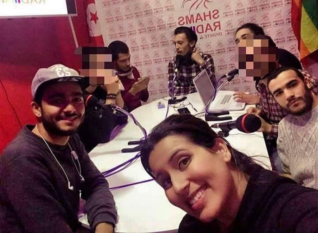 première radio LGBT Shams Rad