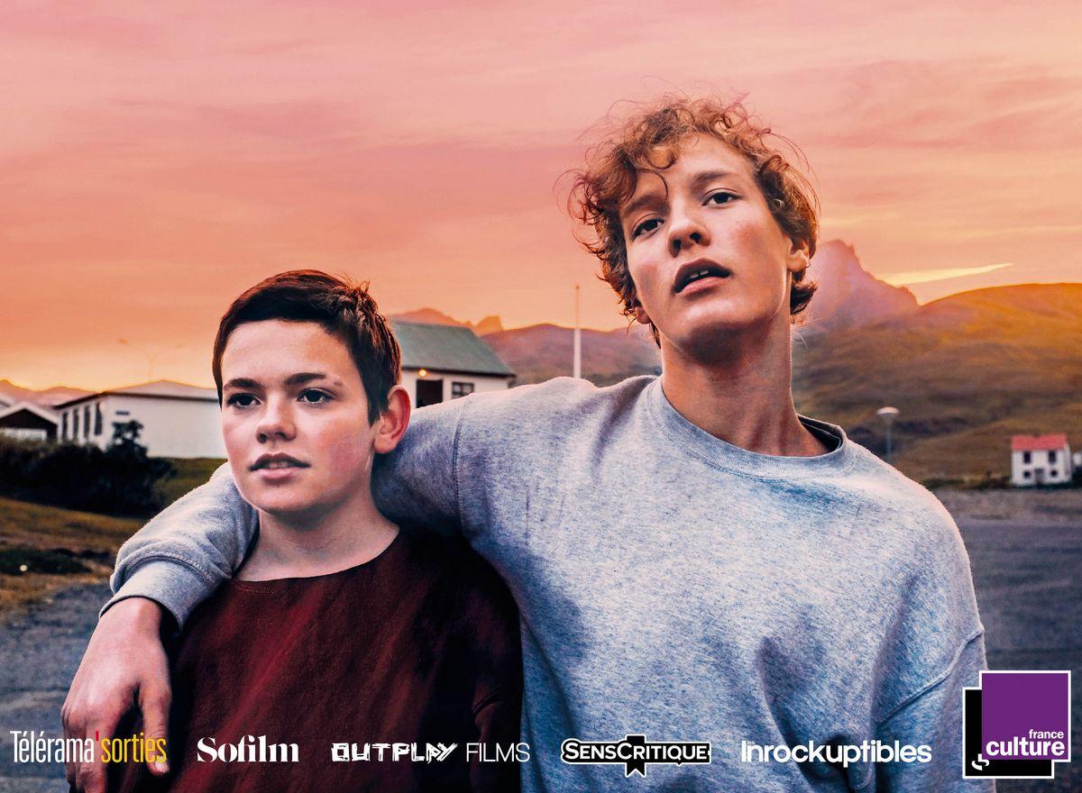 """""""Heartstone"""", se découvrir gay dans la splendeur d'un été islandais"""