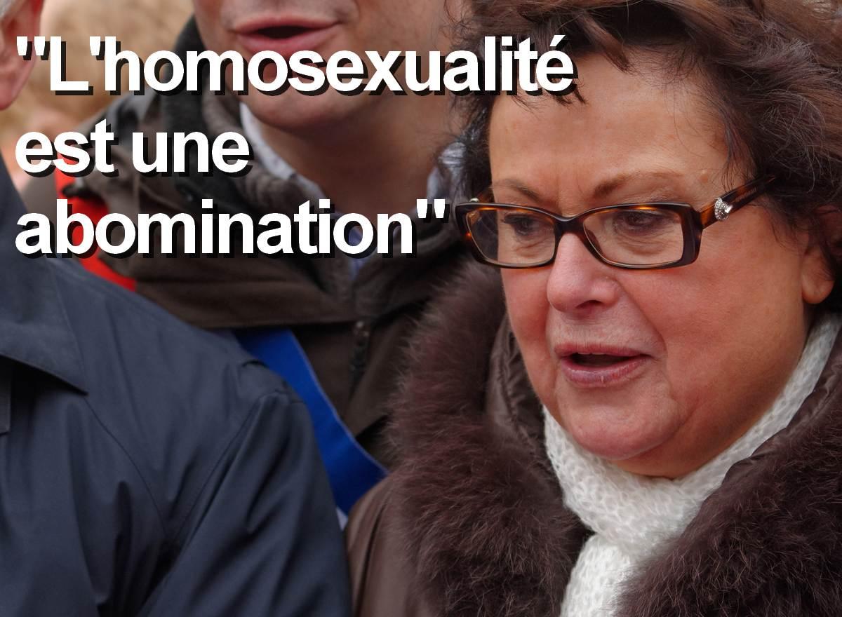 Christine Boutin abomination Cour de cassation