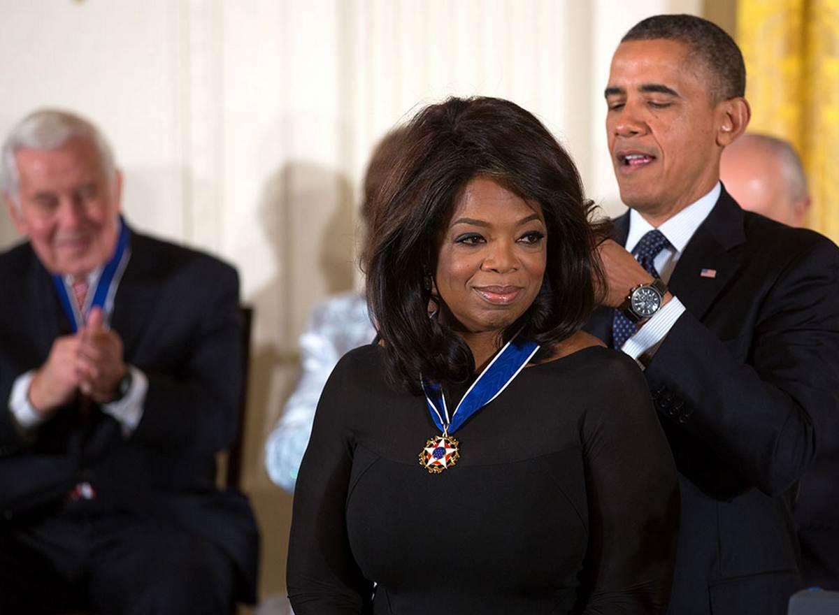 Oprah Winfrey, alliée des LGBT, à l'aube d'une candidature aux présidentielles américaines ?