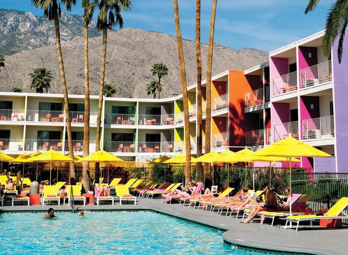 La ville américaine de Palm Springs est dirigée par un conseil municipal 100% LGBT
