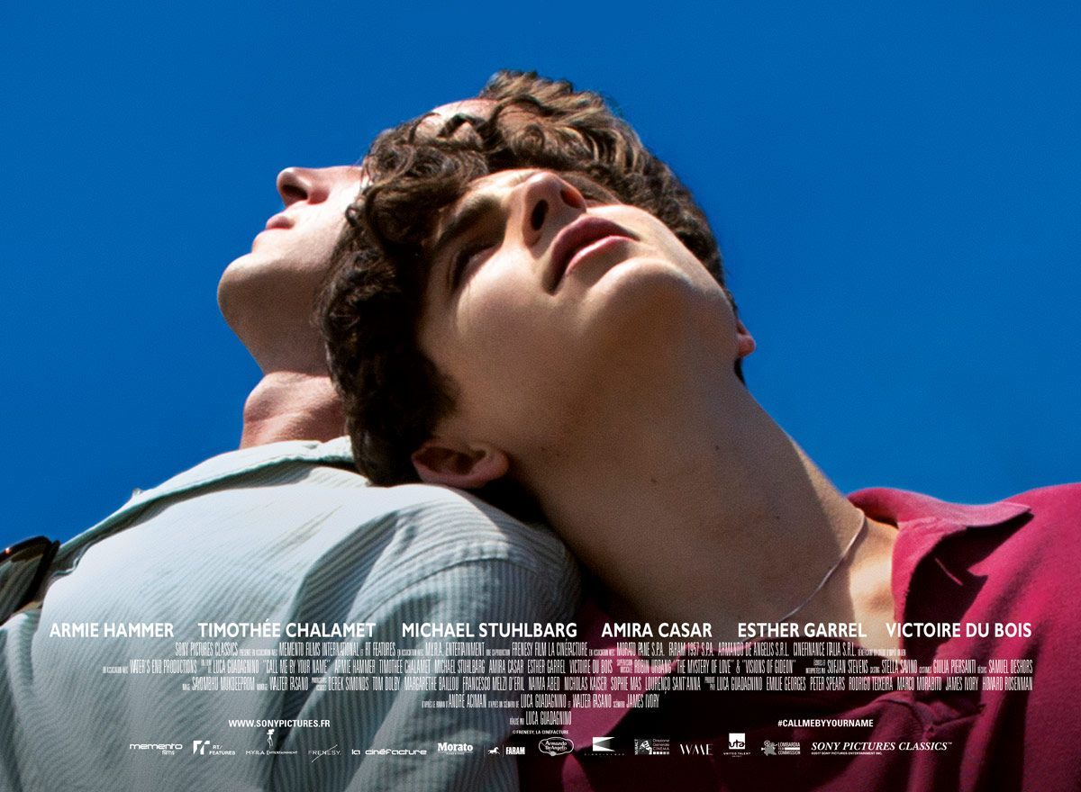 """Call me by your name"", la séance So Gay-Friendly TÊTU/Gaumont"